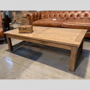 שולחן סלון עץ אלון